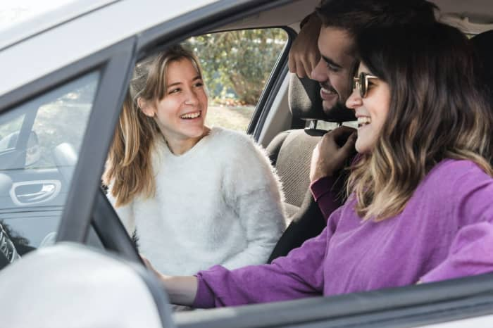 How to make money with a car - carpooling