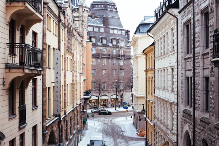 Stockholm Foodora rider interview