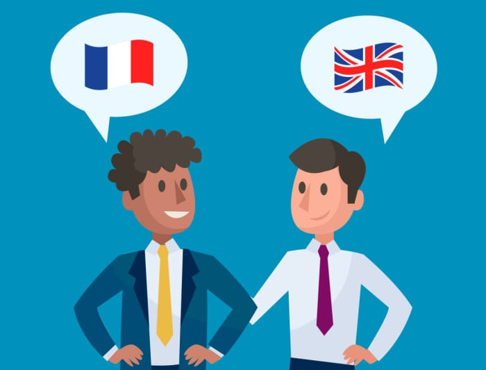 how to get a job in France without speaking French