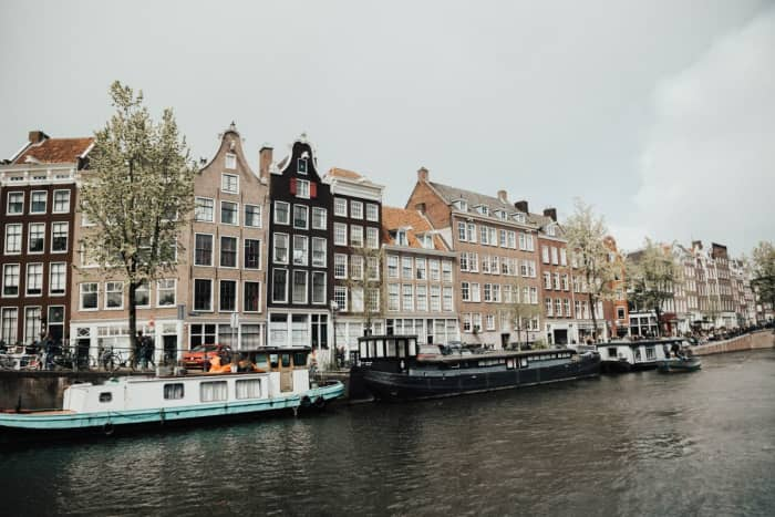 how to find a job in Amsterdam without speaking dutch