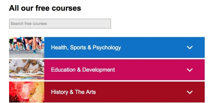 online learning sites