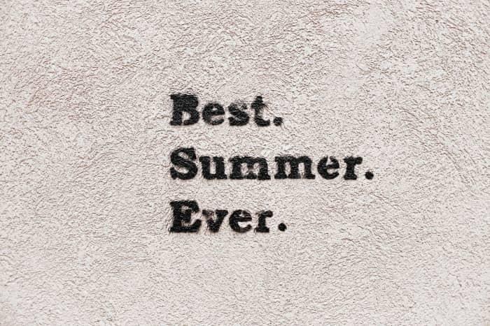 popular summer jobs