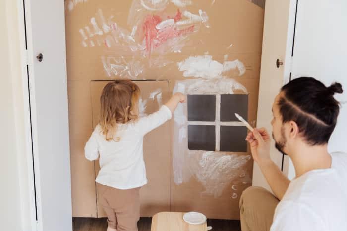 work from home with kids coronavirus