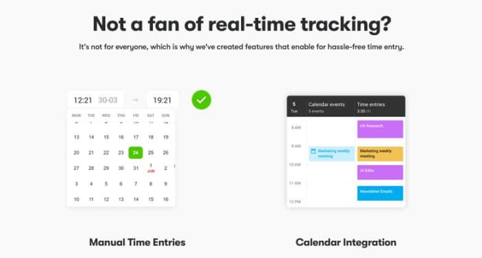 time tracking tools for freelancers