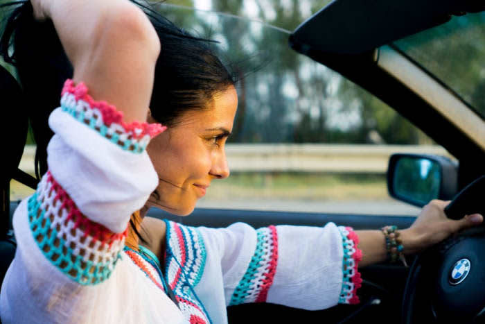 Tips for female drivers
