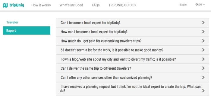 Local guide jobs in Madrid – tripUniq - AppJobs