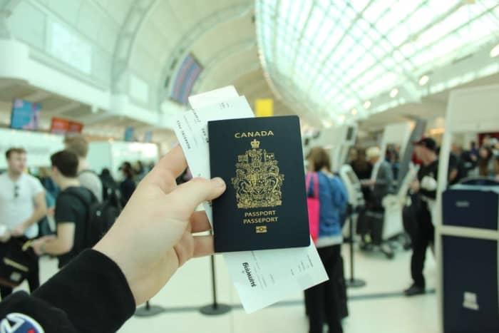 working permit canada