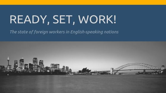 foreign workers - immigrants