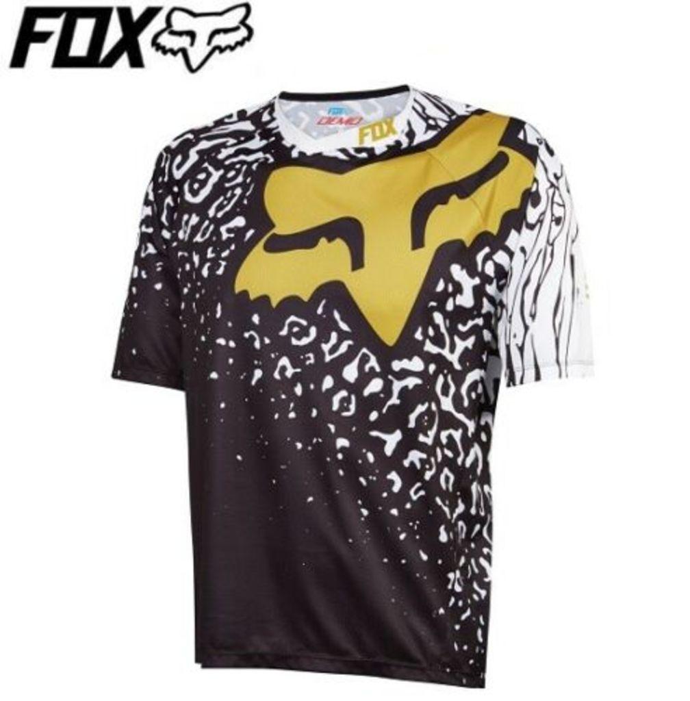 Fox Demo Cauz DH Shortsleeve Jersey 2016