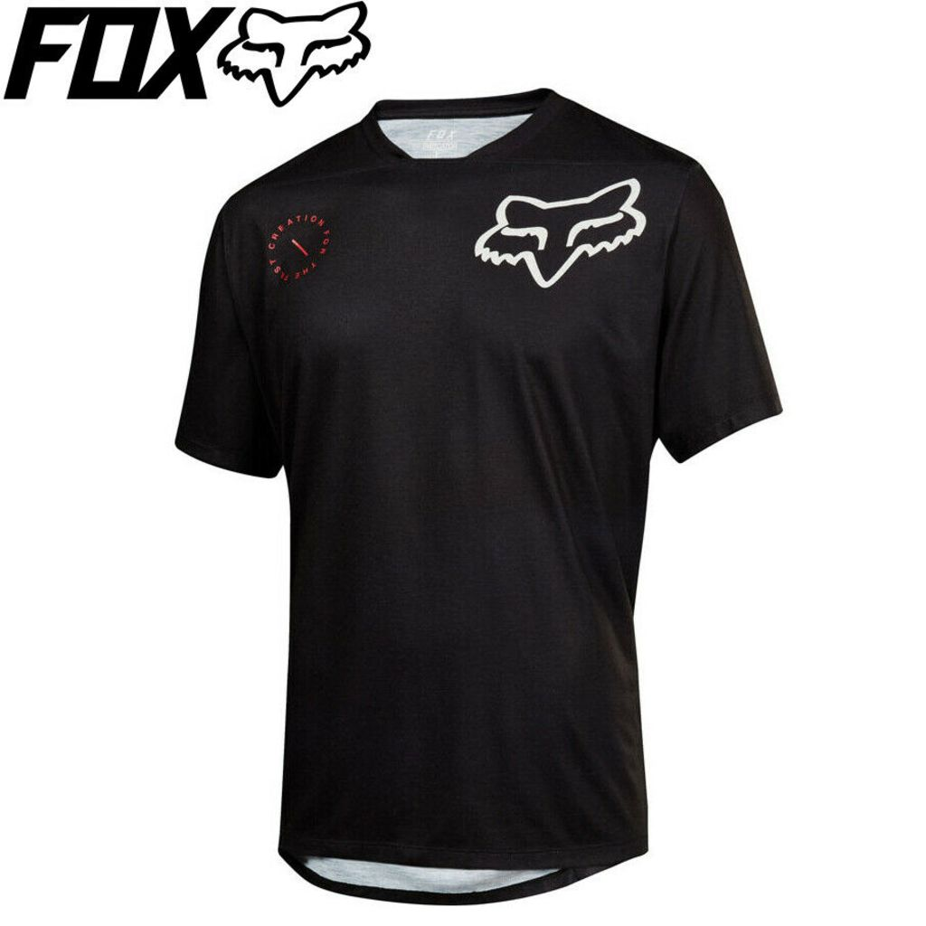 Fox Indicator Asym Shortsleeve Jersey 2018
