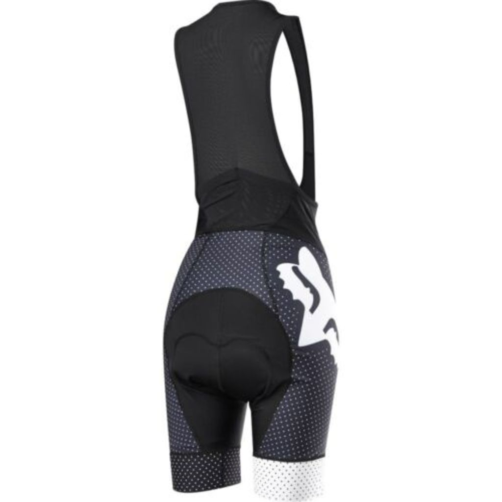 Fox Switchback Comp Bib Shorts 2016 - Black