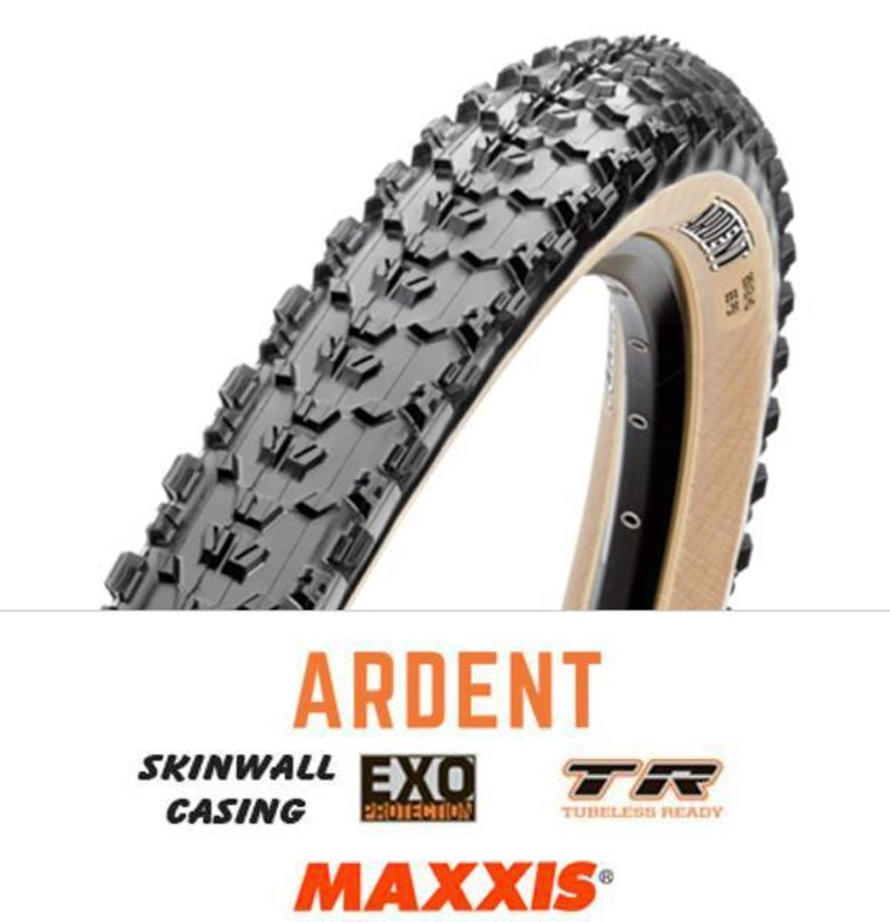 """Maxxis Ardent Tan Wall 27.5"""" x 2.25 Tyre"""