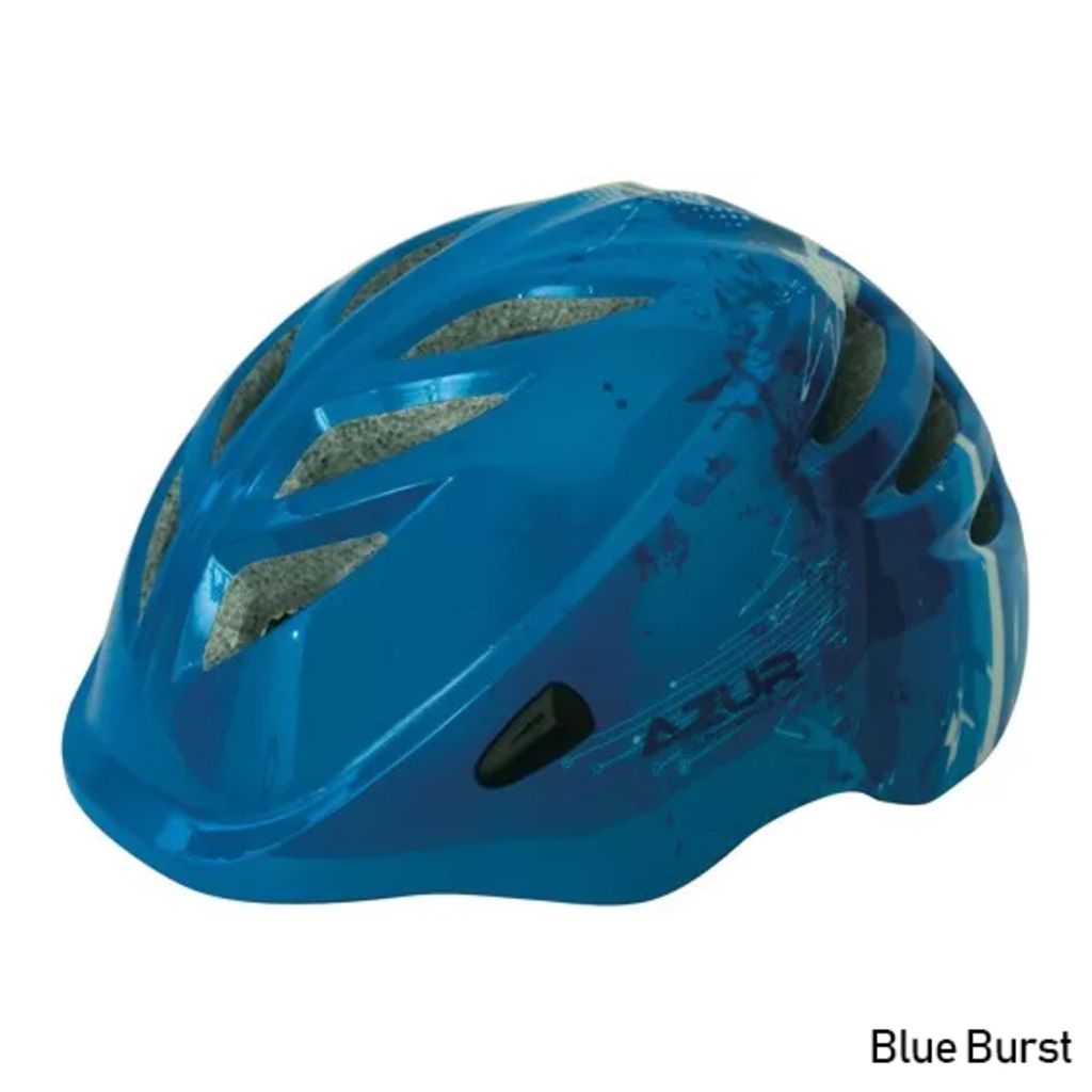 Azur T20 Helmet -Black ArrowS Size XS 47-50cM