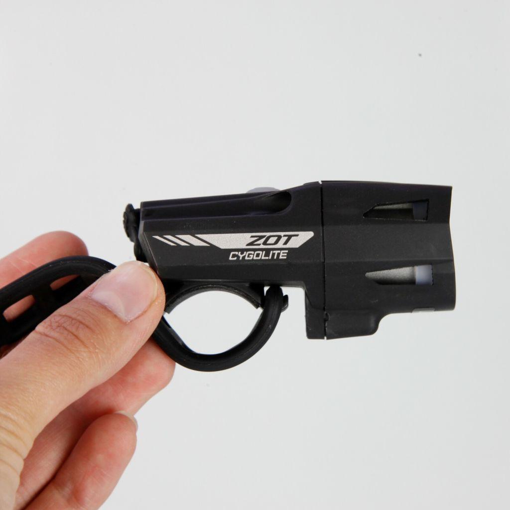 Cygolite ZOT 450 lm USB Rechargable Bicycle Head Li