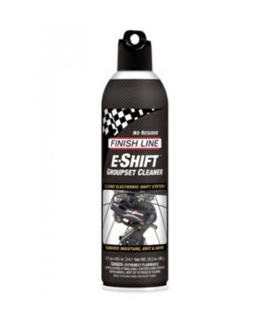 Cleaning E-Shift Aero