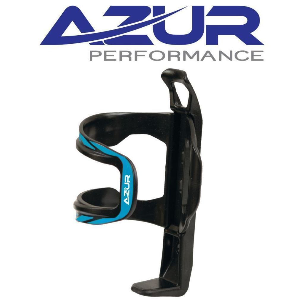 Bottle Cage Azur Sidepull -Blue