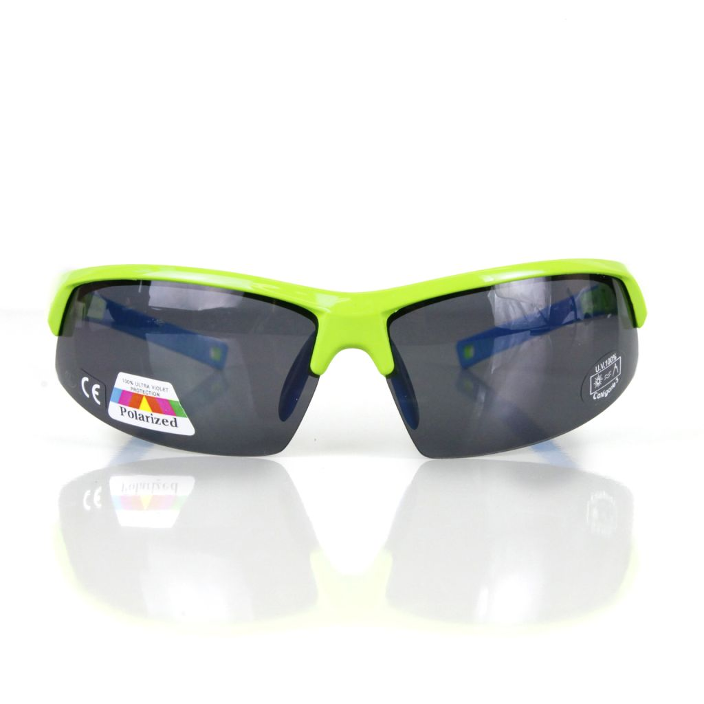 Limar OF8 Polarized Lens Cycling Sunglasses [Green/