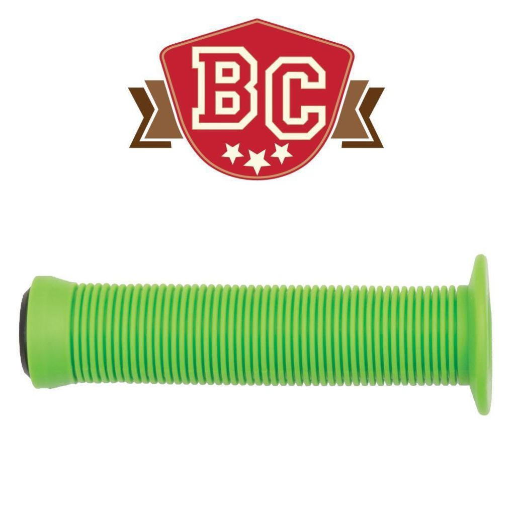 Grip Bmx Bikecorp 135mm - Green