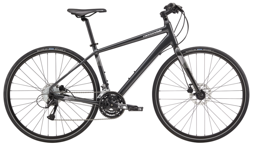 Cannondale Quick 5 Disc Black