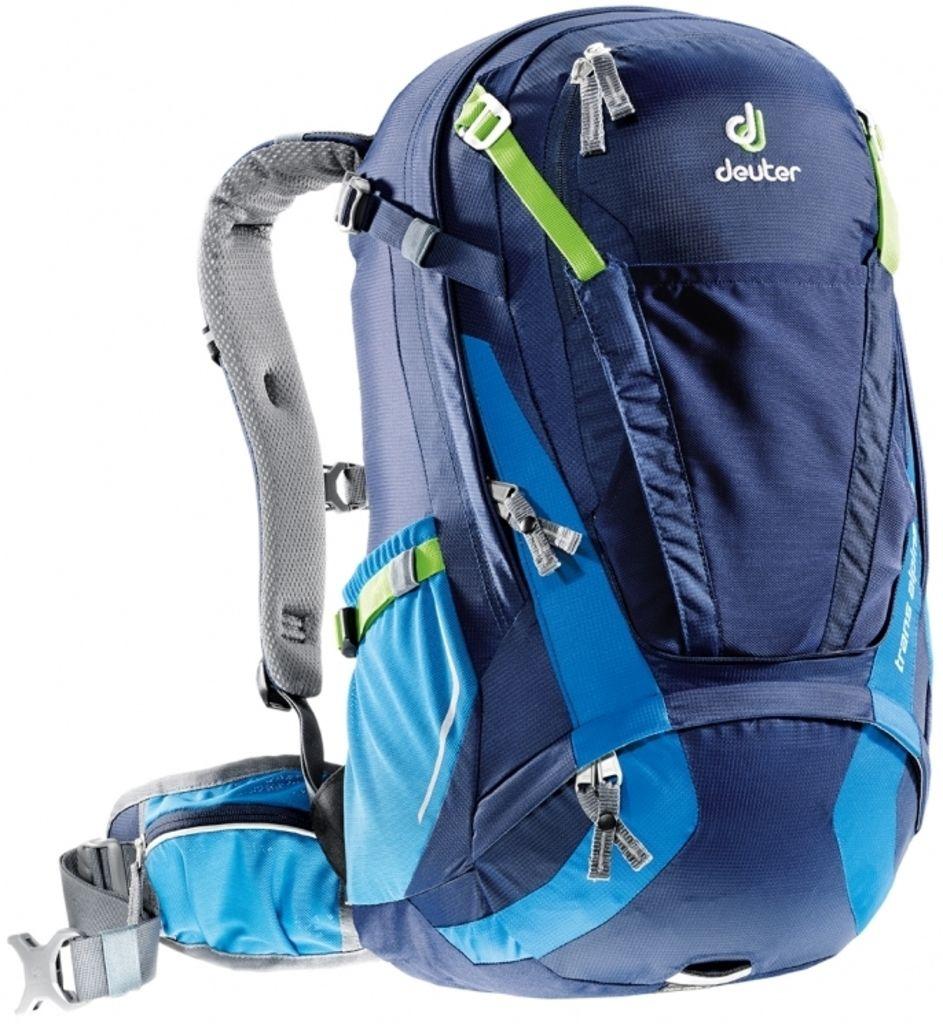 Deuter Trans Alpine Backpack - 30 Litre Navy Blue