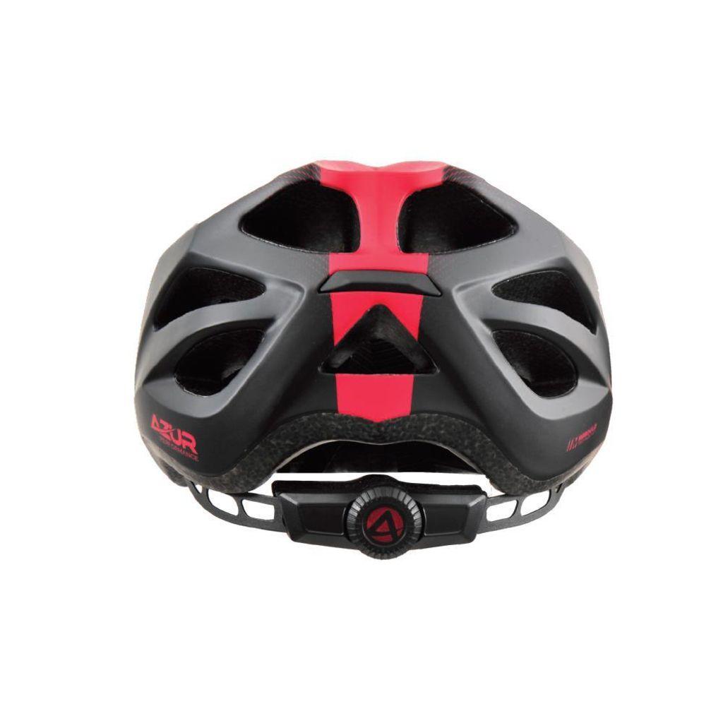 Azur L60 Helmet -Satin Red  S/M
