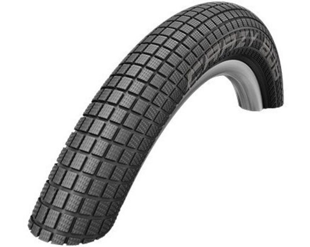 "Schwalbe Crazy Bob 20"" x 2.10 Tyre"