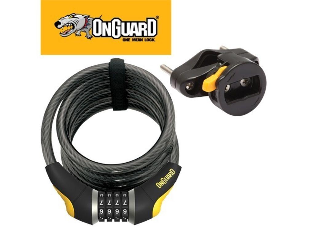 Lock Cable Onguard C Doberman 185x12