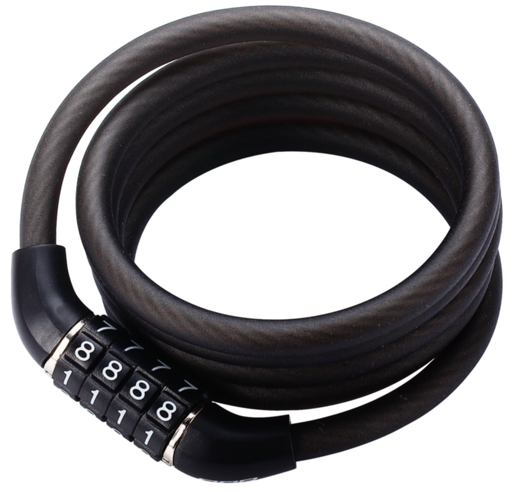 Lock Cable BBB Quickcode Combo 8mm