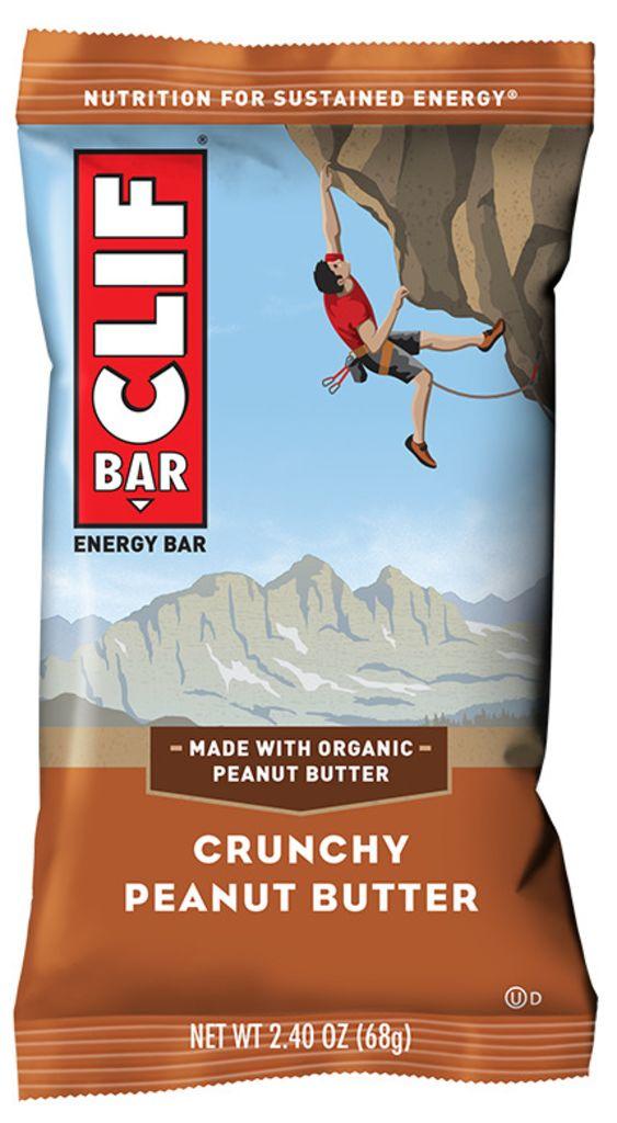 Food Clif Bar Crunchy Peanut Butter
