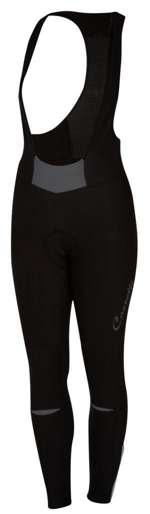 Castelli Chic Womens Bib Tights -Black/Anthracite