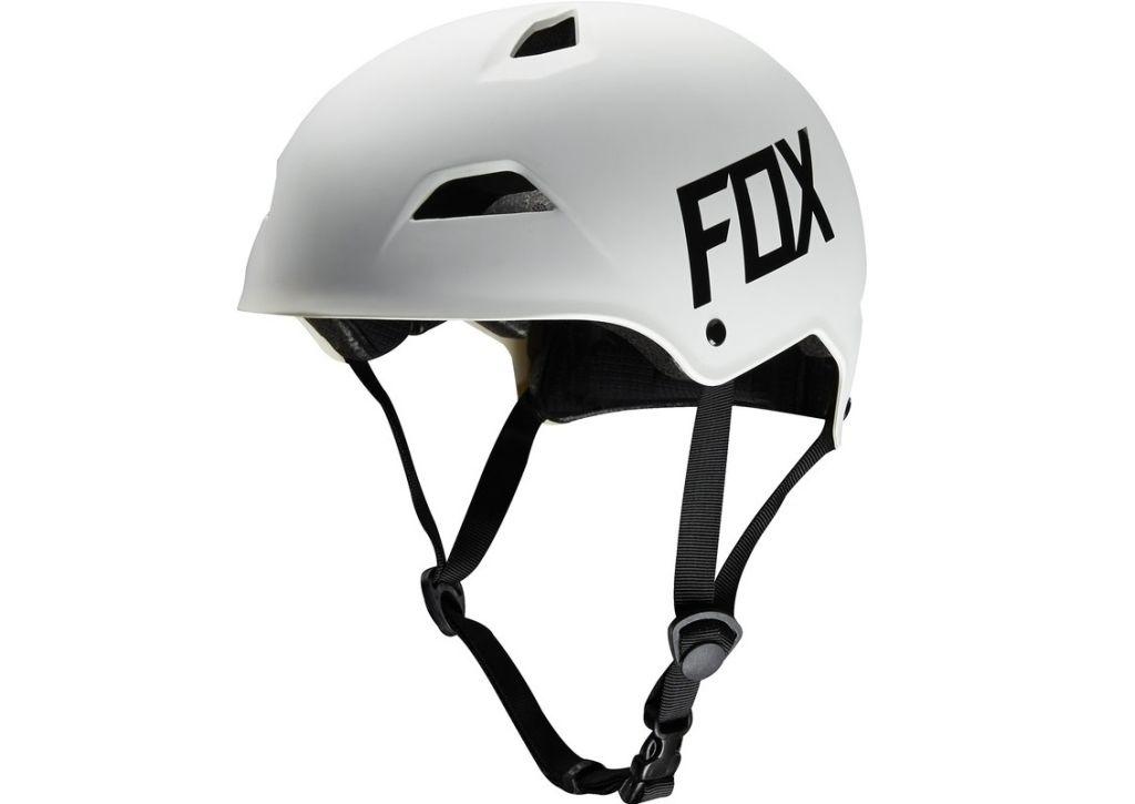 Fox Flight HS Helmet -White  M