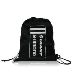 Giant Shimano Drawstring Bag - Black