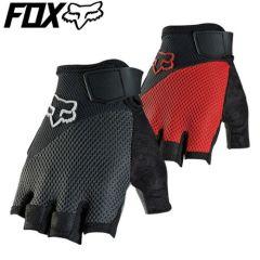 Fox Reflex Gel Short Gloves 2016