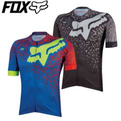 Fox Ascent Comp Shortsleeve Jersey 2016