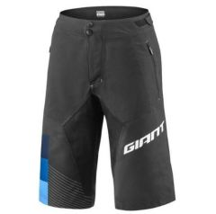 Giant Clutch Shorts - Black/Blue