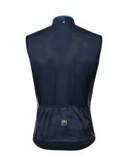 Santini Fine Vest - Blue