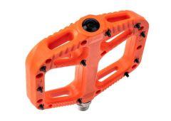 Ryfe Sasquatch Flat Pedal - Orange