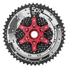 12-Speed Sunrace MZ90 Cassette - Black Chrome