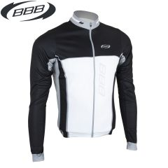 BBB Nitro Jersey - Black/Silver