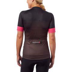 Giro Chrono Expert Womens Jersey - Black Stripe