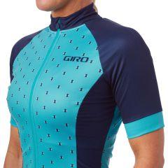 Giro Chrono Sport Womens Jersey - Glacier Crossfade