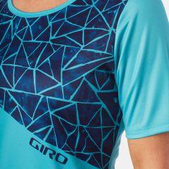 Giro Roust Womens Jersey - Glacier Crystal