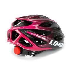 Limar Ultralight+ Helmet – Black/Pink