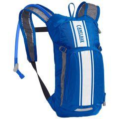Camelbak Mini Mule 1.5L Kids Pack - Blue/White