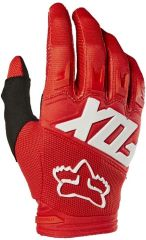 Fox Dirtpaw Race Gloves 2018 -Red  S