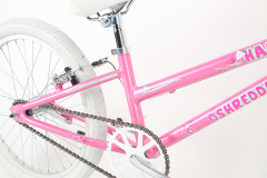 """20"""" Haro Shredder Girls Pink-30"""
