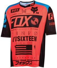 Fox Demo Union DH Short Sleeve Jersey 2016