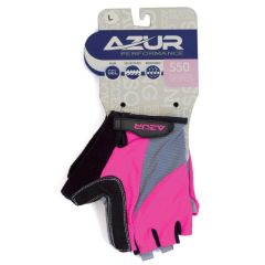 Azur S50 Womens Gloves -Blue  XXS
