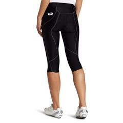 Sugoi RS Womens 3/4 Knickers - Black