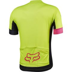 Fox Ascent Jersey - Yellow